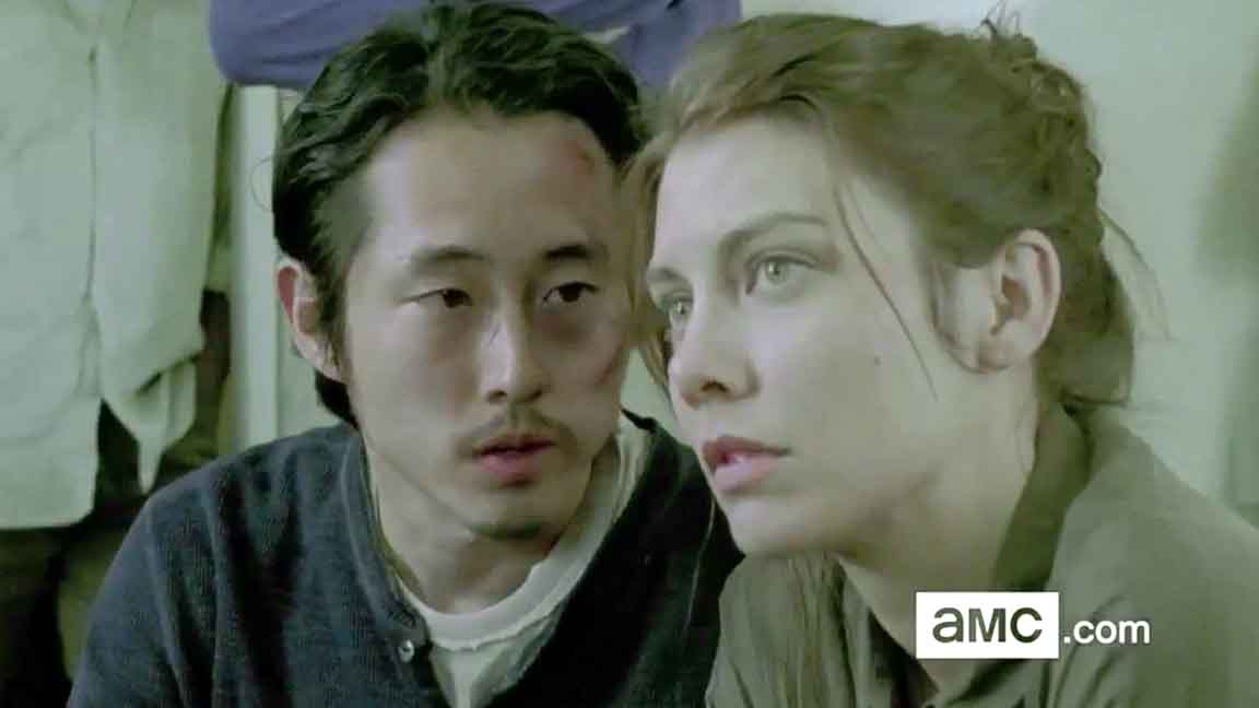 TWD's Steven Yeun: 'The best work is still ahead of us'