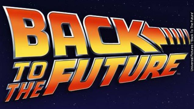 We've reached the future of 'Back to The Future'