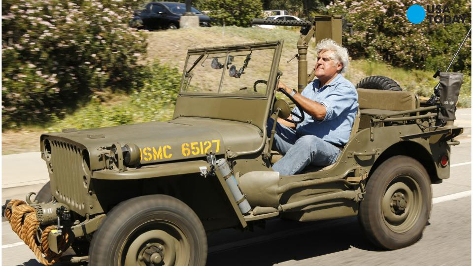 'Jay Leno's Garage' hits CNBC