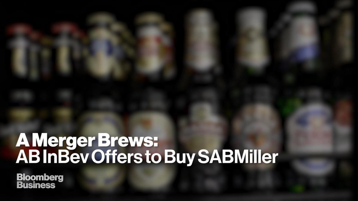 AB InBev's $100B SABMiller Offer: a Deal Worth Toasting?