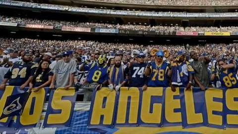 Los Angeles in spotlight at NFL owners meetings