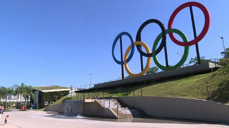 Road-building on track for Olympics in Brazil