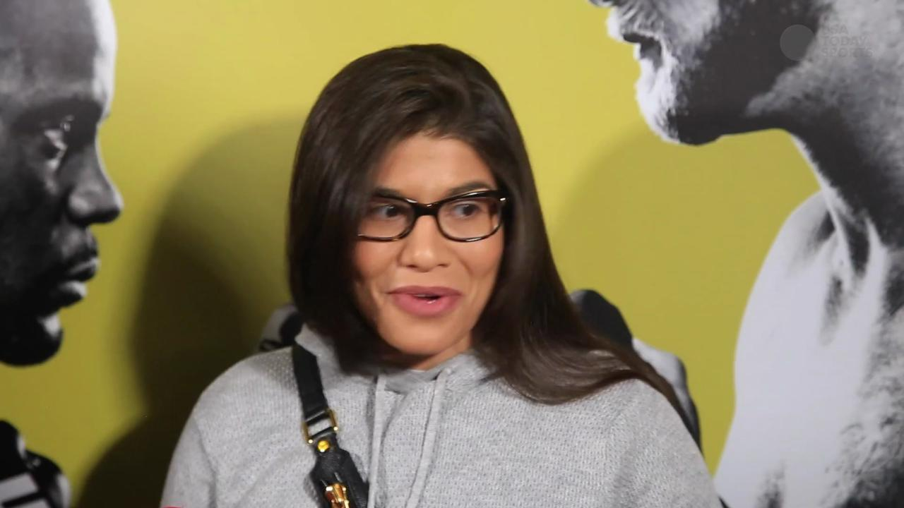 Jessica Aguilar wants to erase UFC debut loss and climb back up strawweight rankings