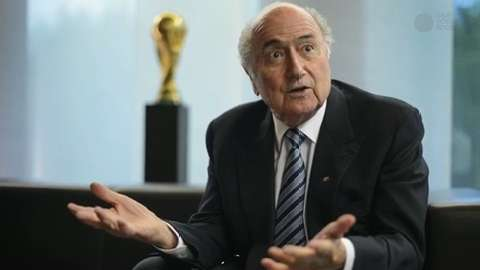 After Blatter's suspension, FIFA's future unclear