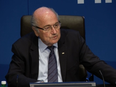 FIFA Suspends Blatter, Platini for 90 Days