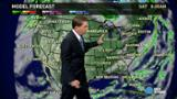 Friday's forecast: Cold front covers the East