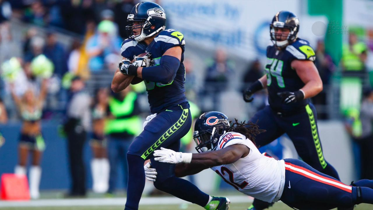 USA Today Sports' Tom Pelissero weighs in on how the Seahawks are wasting Jimmy Graham as an offensive weapon.
