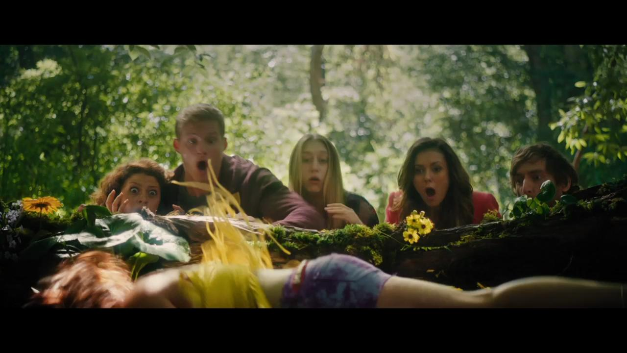 The Final Girl Trailer Deutsch