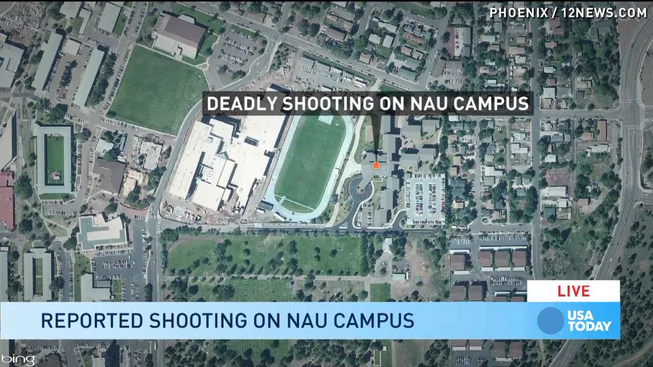 Dad: Daughter met suspected NAU shooter just hours ago