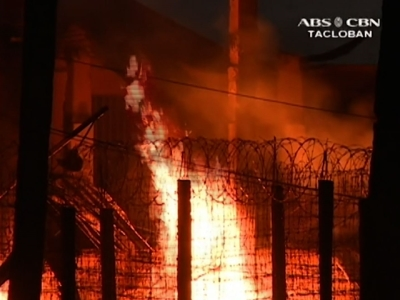 Raw: Deadly Fire At Prison In Philippines