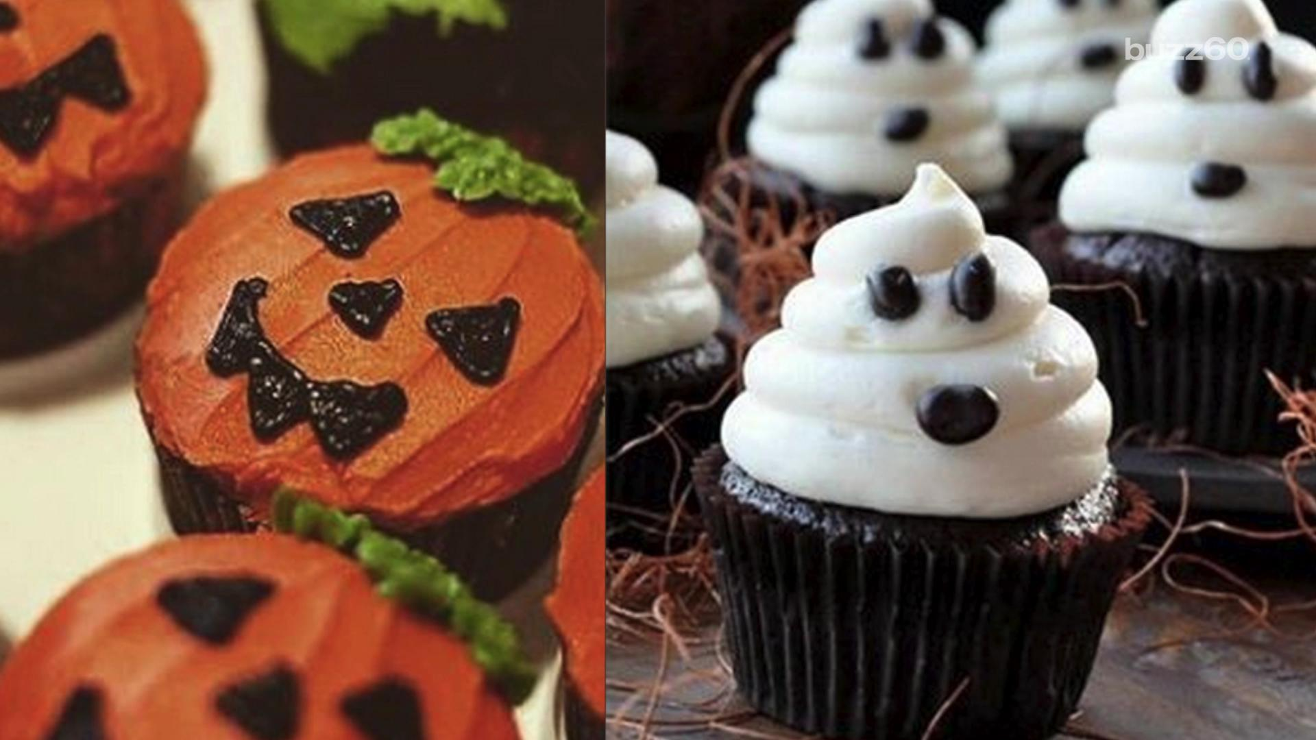 Best Halloween-themed cupcake ideas