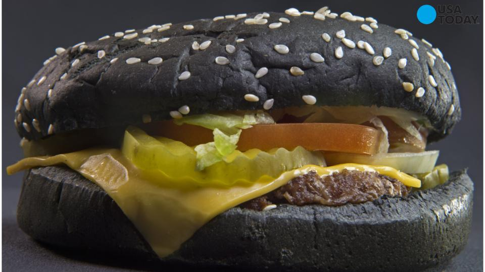 Will Burger King's Black Whopper turn your poop green?