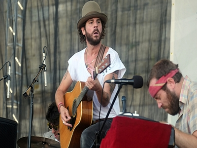 Langhorne Slim Talks About Vintage Headwear