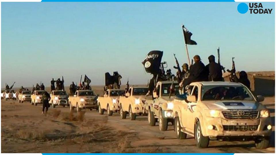U.S. Treasury seeks info about ISIS use of Toyotas