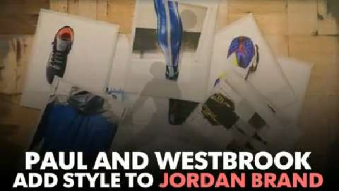 Paul and Westbrook add style to Jordan Brand