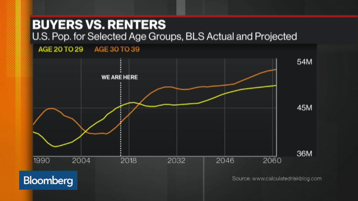 Buyers vs Renters: Demographics' effect on housing