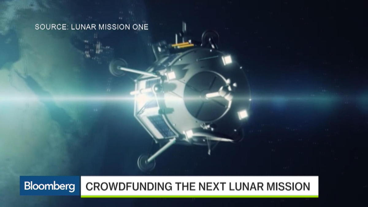 Crowdfunding the Next Lunar Mission