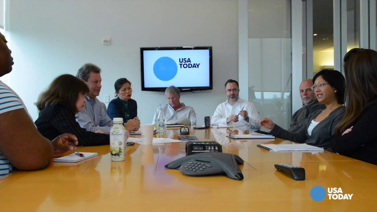 Inside the USA TODAY Editorial Board: Notoriety for shooters?