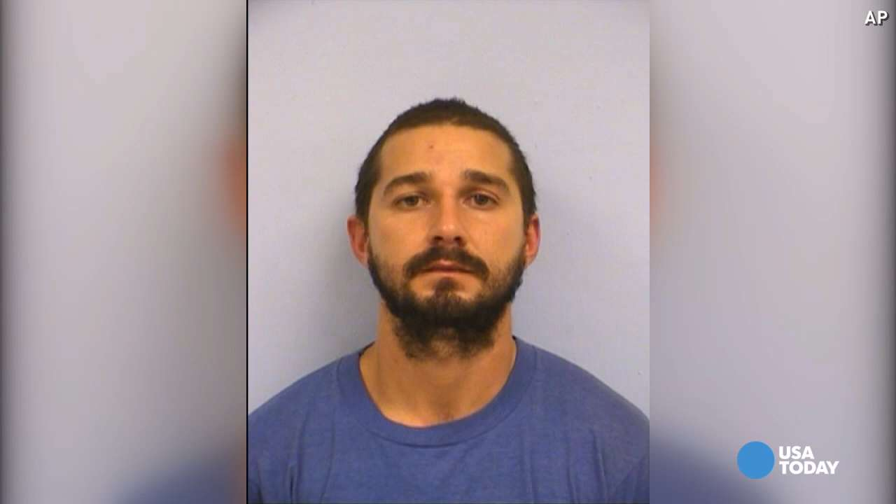 Shia LaBeouf arrested outside bar in Austin