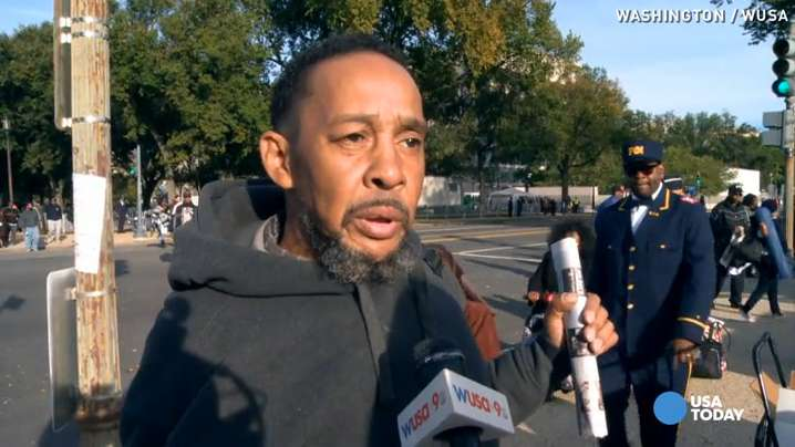 Million Man March message still strong 20 years later