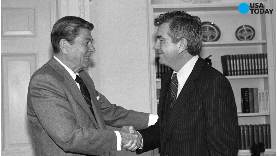Jerry Parr, Agent who saved Reagan's life, dies at 85