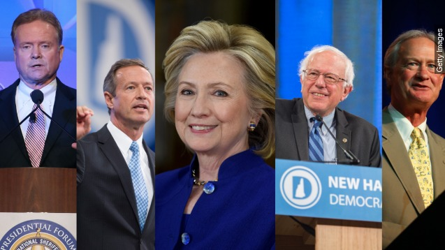 Debate: What Clinton, Sanders and the rest need to do