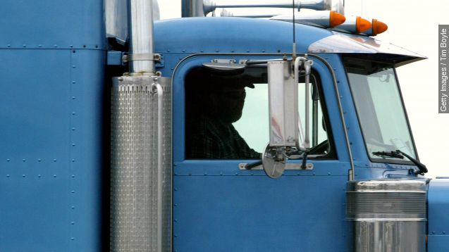 Are truck drivers a dying Breed?
