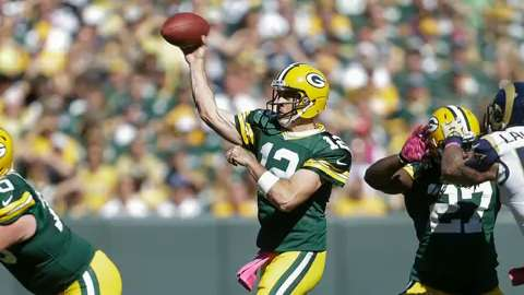NFL Daily Blitz: Rodgers' streak comes to an end