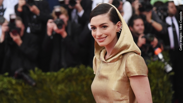 Anne Hathaway is reportedly particular about her breakfast