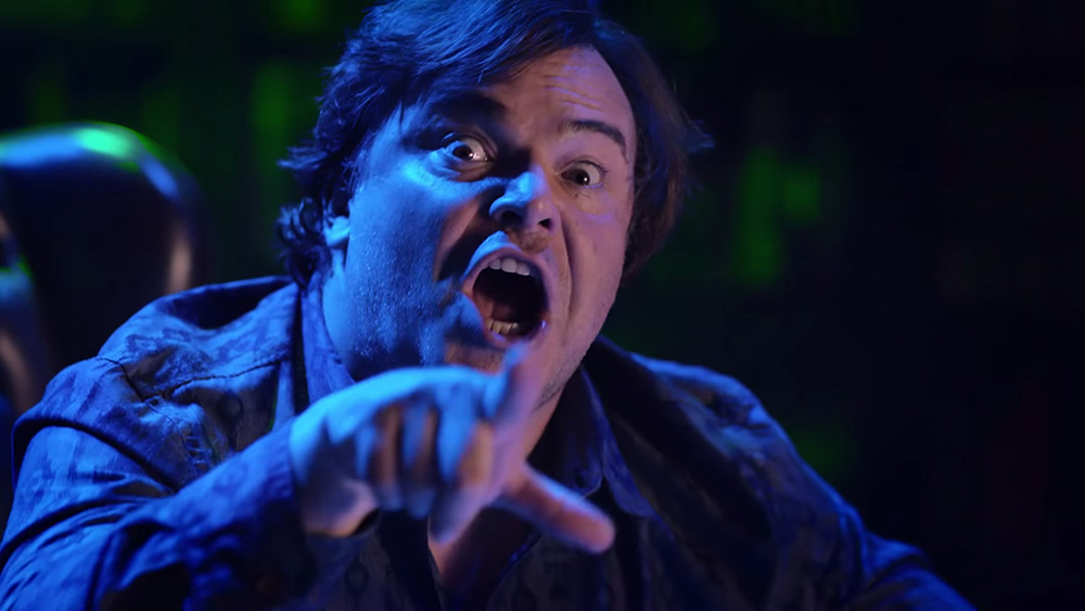 Jack Black talks about the size of the Universe