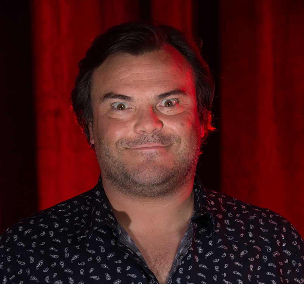 Jack Black talks about Donald Trump