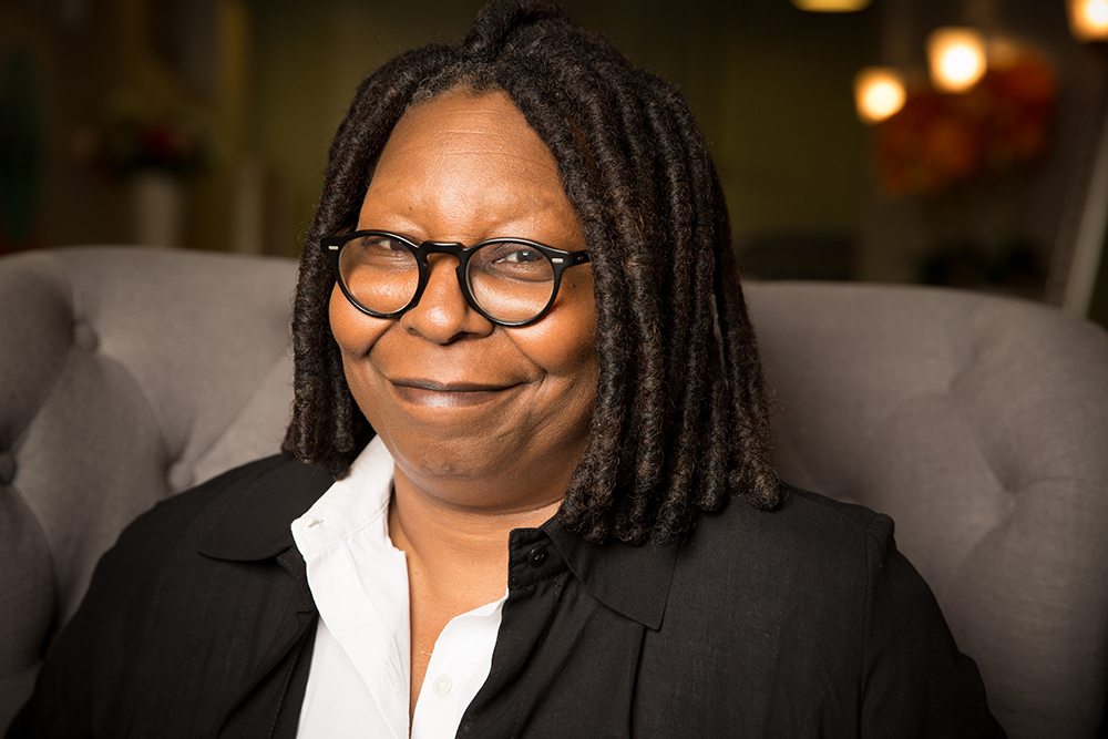 """""""If Someone Says 'You Complete Me, Run!' by Whoopi Goldberg."""
