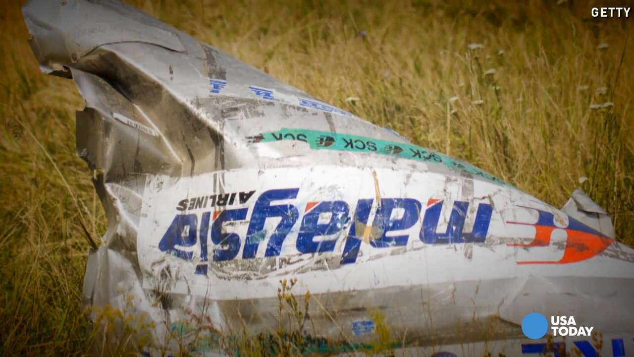 MH-17 report: Plane shot down by Russian-made missile