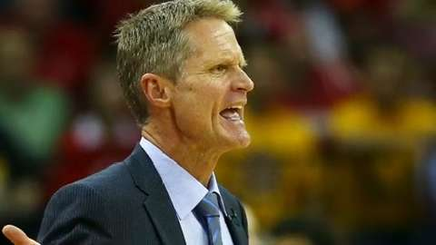 NBA Daily Hype 10.13 - No timetable for Kerr's return.