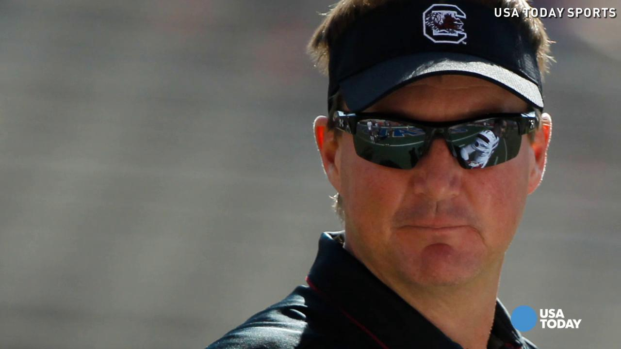 With Spurrier gone, who will step in at South Carolina?