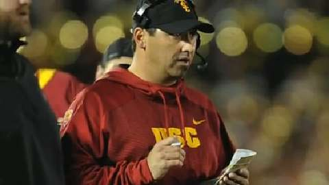 USC begins its search for a new coach
