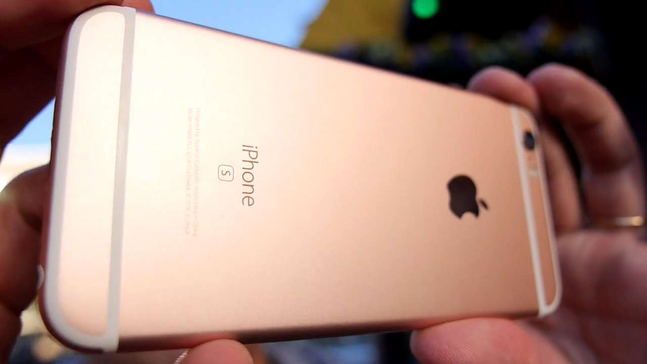 The iPhone 6s Camera Is Ready for its Closeup
