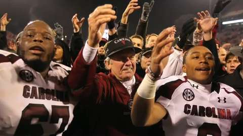 Steve Spurrier's legacy in college football