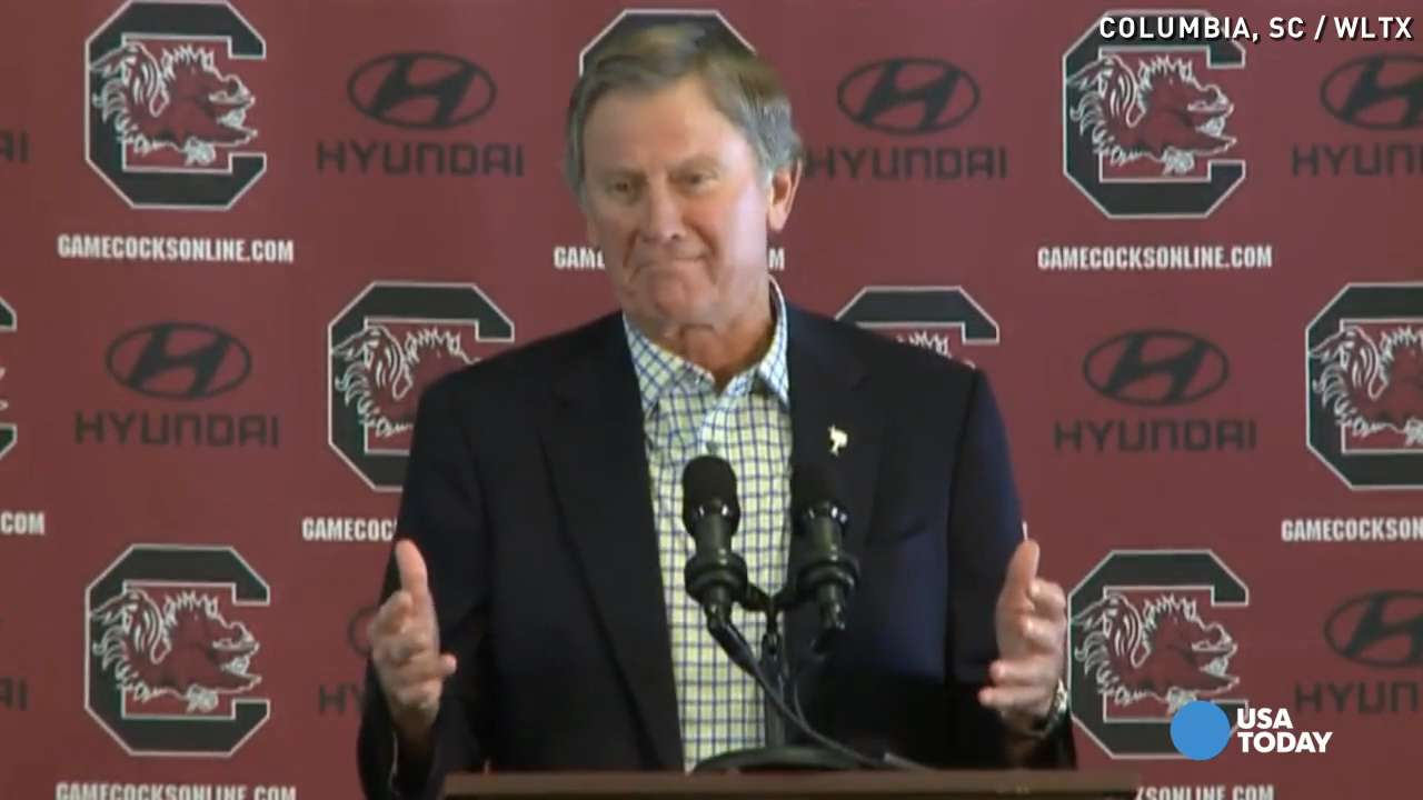 Spurrier: I'm resigning, not retiring, get it straight