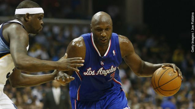 Lamar Odom found unconscious at brothel, taken to hospital