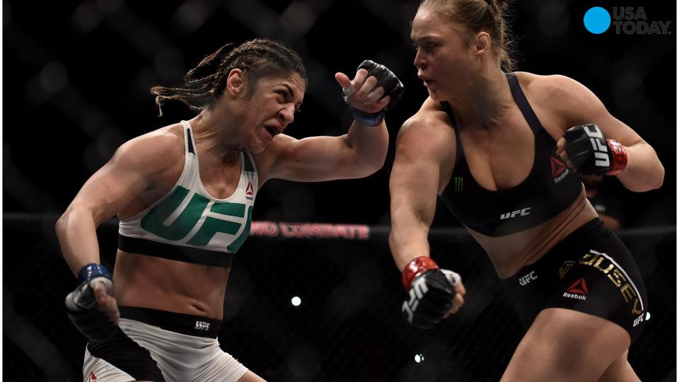 Ronda Rousey's mother: My daughter's coach is a 'Terrible Coach'