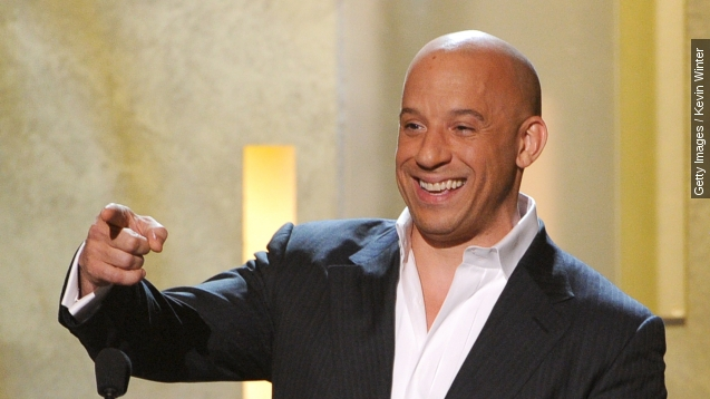 Vin Diesel reveals the sweet texts he gets from his daughter