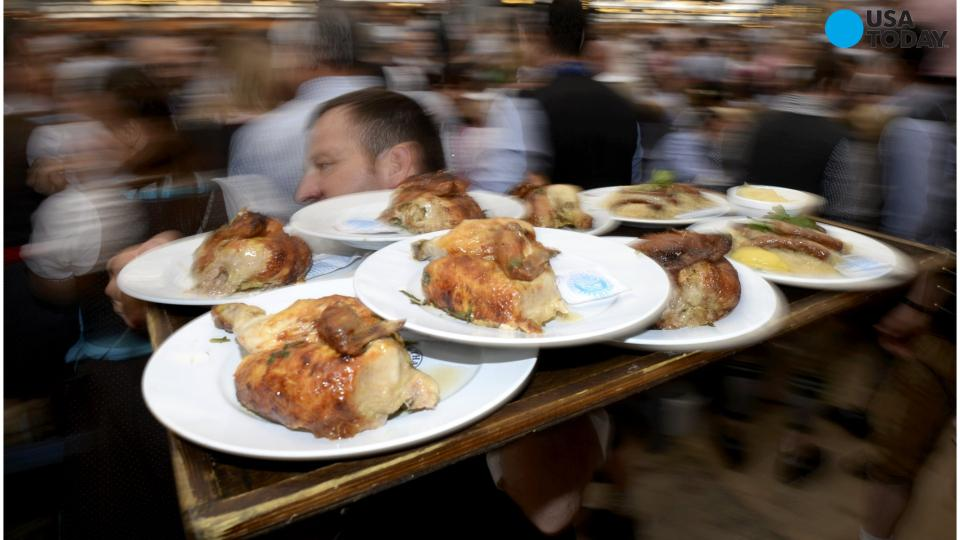 The end of tipping in New York? Top restaurant group bans gratuities