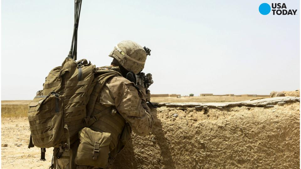 Obama to keep 5,500 troops in Afghanistan: Officials