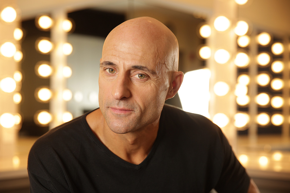 A conversation with actor Mark Strong