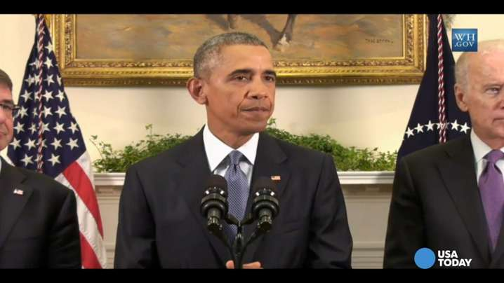 Obama: U.S. troops will stay in Afghanistan into 2017