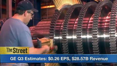 What to watch Friday: can General Electric light up on earnings?