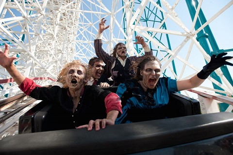 World's top Halloween destinations will freak you out!