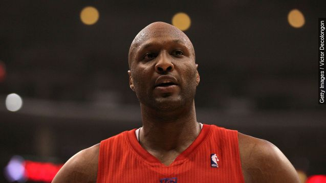 Lamar Odom has been hospitalized since being found unresponsive in a Nevada brothel.