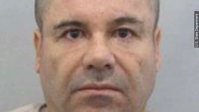 'El Chapo' injured after evading authorities again